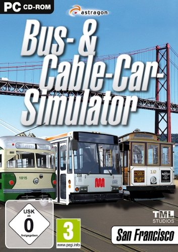 Bus and Cable-Car Simulator