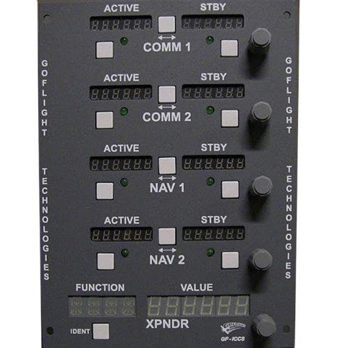 Integrierte Kommunikation Konsole System für Flugsimulator -