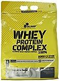 Olimp Whey Protein Complex 100% | Tiramisu Geschmack | Powder Eiweiß-Pulver | 2.27 kg