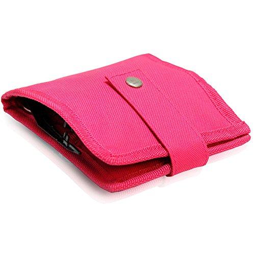 Elite Bags KEEN´S Organizer 12 x 15 cm in 4 Farben, Farbe:Pink