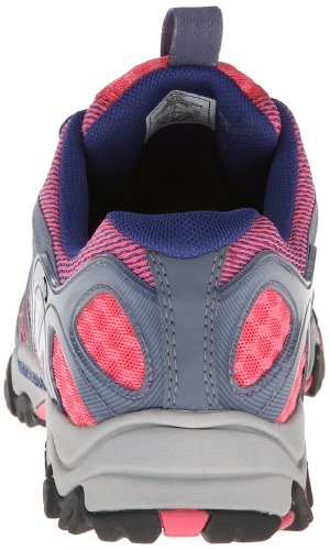 Merrell Grassbow Air Trail Running Shoe Pink/Grey