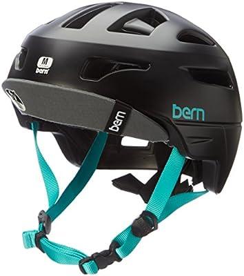 Bern Women's Parker Urban Cycling Helmet from Bern