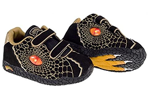 Dinosoles T-Rex Double Eye Skate Shoes UK 7jr / EU