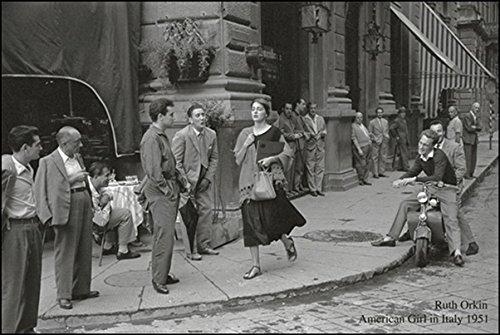 orkin-american-girl-en-italie-1951-image-sur-papier-gr300-cm-90-x-60-cod60900