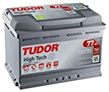 Batería para coche Tudor Exide HIGH-TECH 77Ah,...