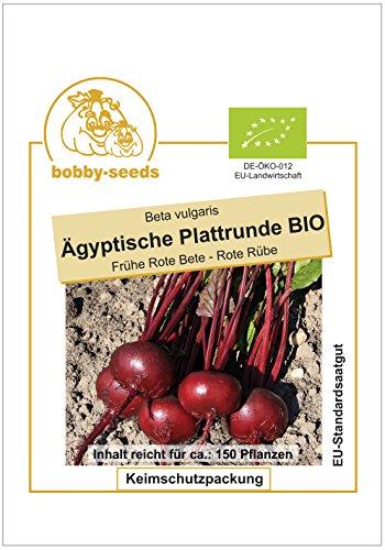 Bobby-Seeds BIO-Rübensamen Ägyptische Plattrunde BIO Portion
