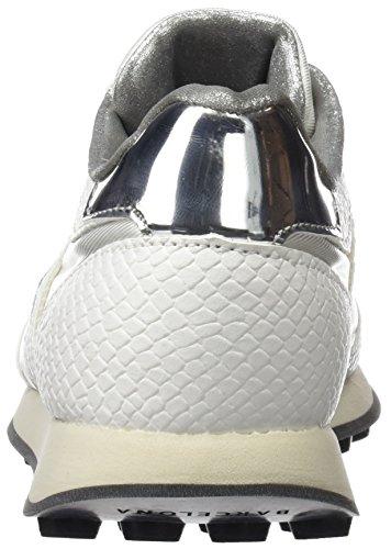 DUUO Quim, Sneaker Basse Donna Bianco