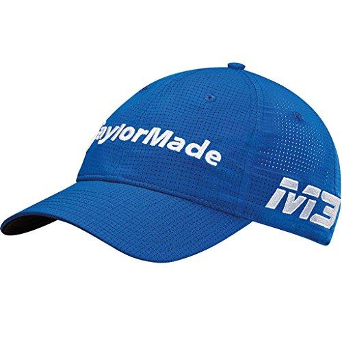 TaylorMade Tm18 Lite Techtour, Casquette de Baseball Homme, Bleu (Royal N6408301), Taille Unique...