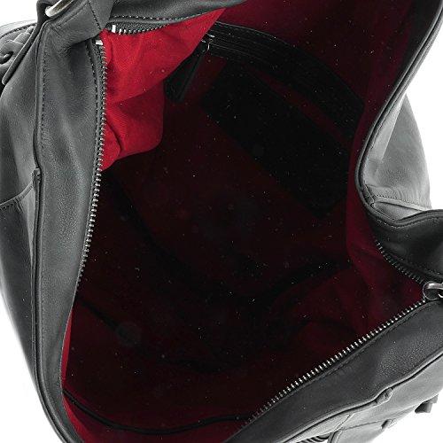Fritzi aus Preußen Bea Kuba Borsa tote 40 cm Black