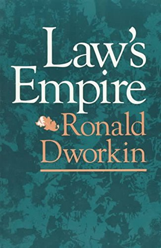 [(Law's Empire)] [By (author) Ronald M. Dworkin] published on (July, 1988)