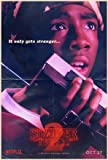 STRANGER THINGS 2 – Lucas Sinclair – US TV Series Wall Poster Print - 30CM X 43CM Brand New