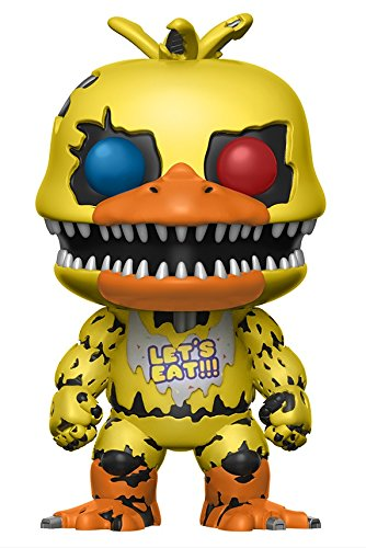 Funko Figurine Five Nights At Freddy'S - Nightmare Chica