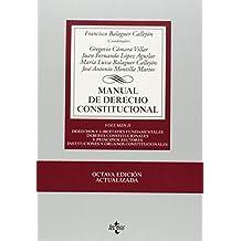 2: Manual De Derecho Constitucional - Volumen II (Biblio. Universitaria 2013)