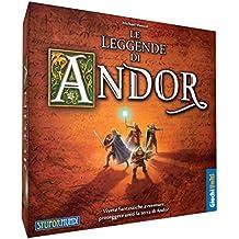 Giochi Uniti GU063 - Le Leggende Di Andor