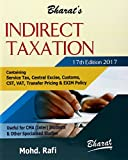 Indirect Taxation (Useful For CMA (inter) Students & Other Specialised Studies)