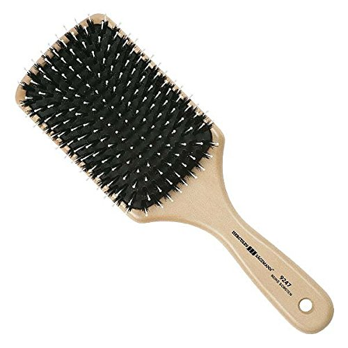 Hercules Sägemann 9247 Paddle Brush, 11-reihig, 1er Pack, (1x 255 mm)