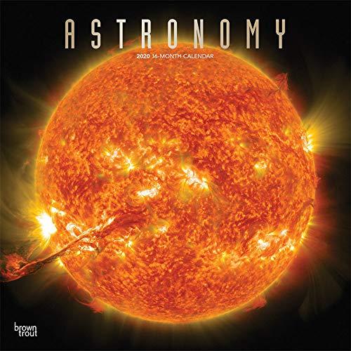 Astronomy - Astronomie 2020 - 16-Monatskalender: Original BrownTrout-Kalender [Mehrsprachig] [Kalender] (Wall-Kalender)
