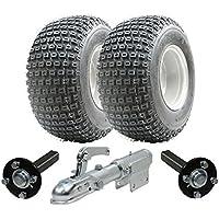 ATV Quad rimorchio-kit per rimorchio in acciaio,