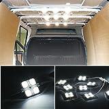 40 Led White Interior Lights Kit, OUTAD DC12V LED Loading...