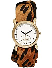 Moschino Reloj de cuarzo Fashion Victim Beige 34  mm