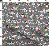 Gnomen Design Wettbewerb, Weihnachten, Winter, Zwerge,