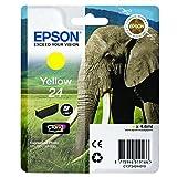 Epson T2424 Tintenpatrone Elefant, Singlepack gelb