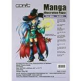 Manga Pure White 8.3