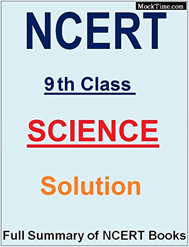 ncert 9th class science book