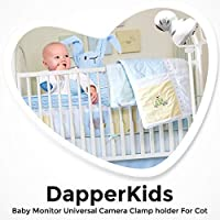 d3701d400ad9 14 results for Dapper Dashy Storefront. Baby Monitor Universal Camera Clamp  Holder for Cot Bed   Baby Crib