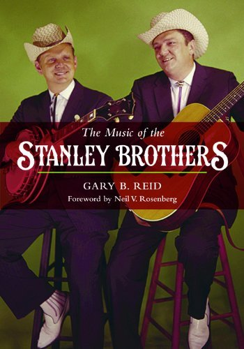The Music of the Stanley Brothers (Music in American Life) by Neil V. Rosenberg (Foreword), Gary B. Reid (15-Dec-2014) Paperback