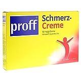 PROFF Schmerzcreme 5% SPB 500 g Creme