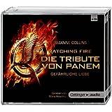 Die Tribute von Panem. Gefährliche Liebe SA Filmbild (6 CD): Gekürzte Audioversion, Sonderausgabe, ca. 396 min.