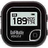 GolfBuddy voix 2GPS de golf/Télémètre