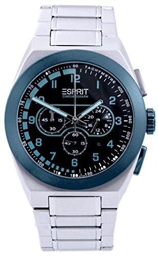 Esprit Damen-Armbanduhr Analog Quarz Edelstahl ES100101003