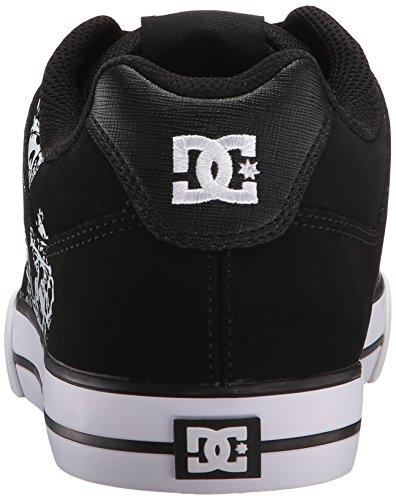 DC Shoes D0301024, Scarpe sportive uomo Black (xkkw)