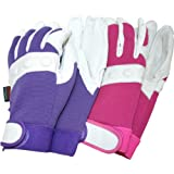 Town & Country Medium Comfort Fit Premium Gardening Gloves for Ladies