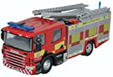 OXFORD DIECAST 76SFE009 Scania CP28 Pump Ladder Kent Fire & Rescue Service