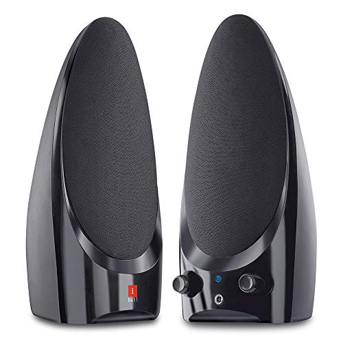 iBall i2-460 V 2.0 - Multimedia Speaker (Black)