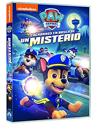 Paw patrol 22: Cachorros en busca de un misterio [DVD] por Paramount Pictures