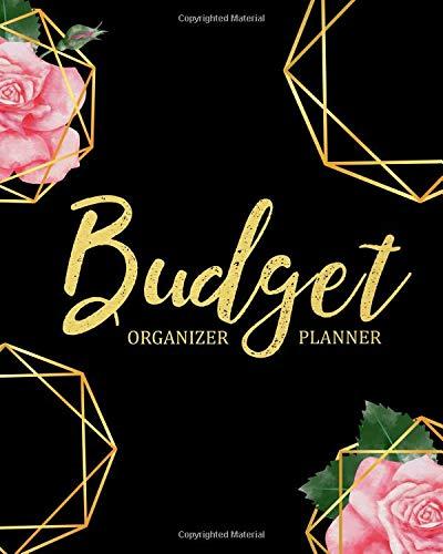 Budget Planner Organizer: Rose Pink 12 Month Weekly Expense Tracker Bill Organizer Business Money Personal Finance Journal Planning Workbook (Expense Tracker Budget Planner) por Maggie C. Harrington