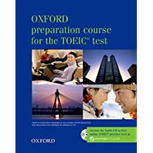 Oxford preparation course for the TOEIC® test: Pack