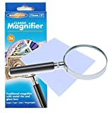 The 12 Magnifying Days of Christmas (1): Secret Santa Sorted! – Magnifico Classic Magnifier & FREE Cleaning Cloth