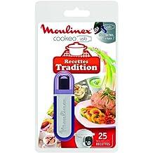 Moulinex XA600211 USB Cookéo 25 Recetas Tradición