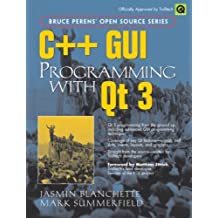 C++ GUI Programming with Qt 3 by Jasmin Blanchette (2004-01-25)