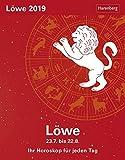 Löwe - Kalender 2019: Ihr Horoskop für jeden Tag - Robert Satorius