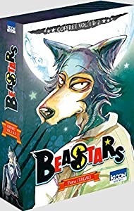 Beastars Pack découverte Tomes 1 & 2
