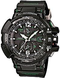 Casio Herren-Armbanduhr XL G-Shock Superior Series Digital Quarz Resin GW-A1100-1A3ER