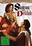 DVD Cover 'Samson und Delilah