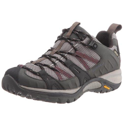 Merrell Damen Siren Sport Gtx Trekking und Wanderhalbschuhe, Grau (DARK GREY), 40 EU (Merrell Siren Sport Damen)