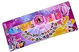 #10: N S D ONLINE SHOP Plastic Princess Projector Watch, 7-5 Year